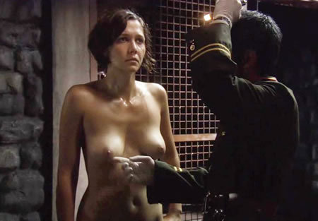 Nude maggie gyllenhaal strip search